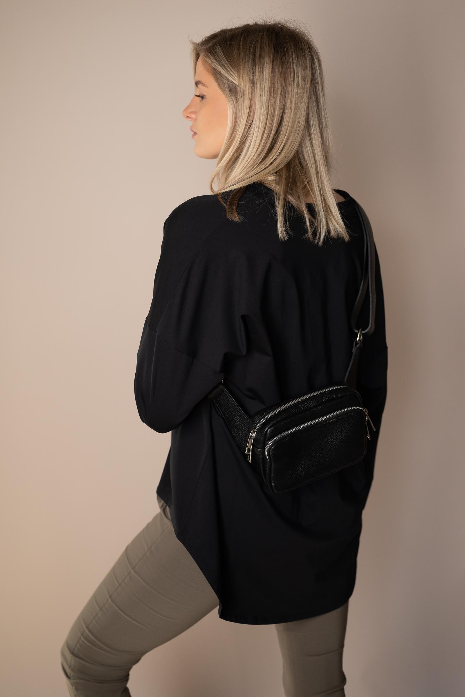 HARBOR BERLIN Crossbody Bag schwarz