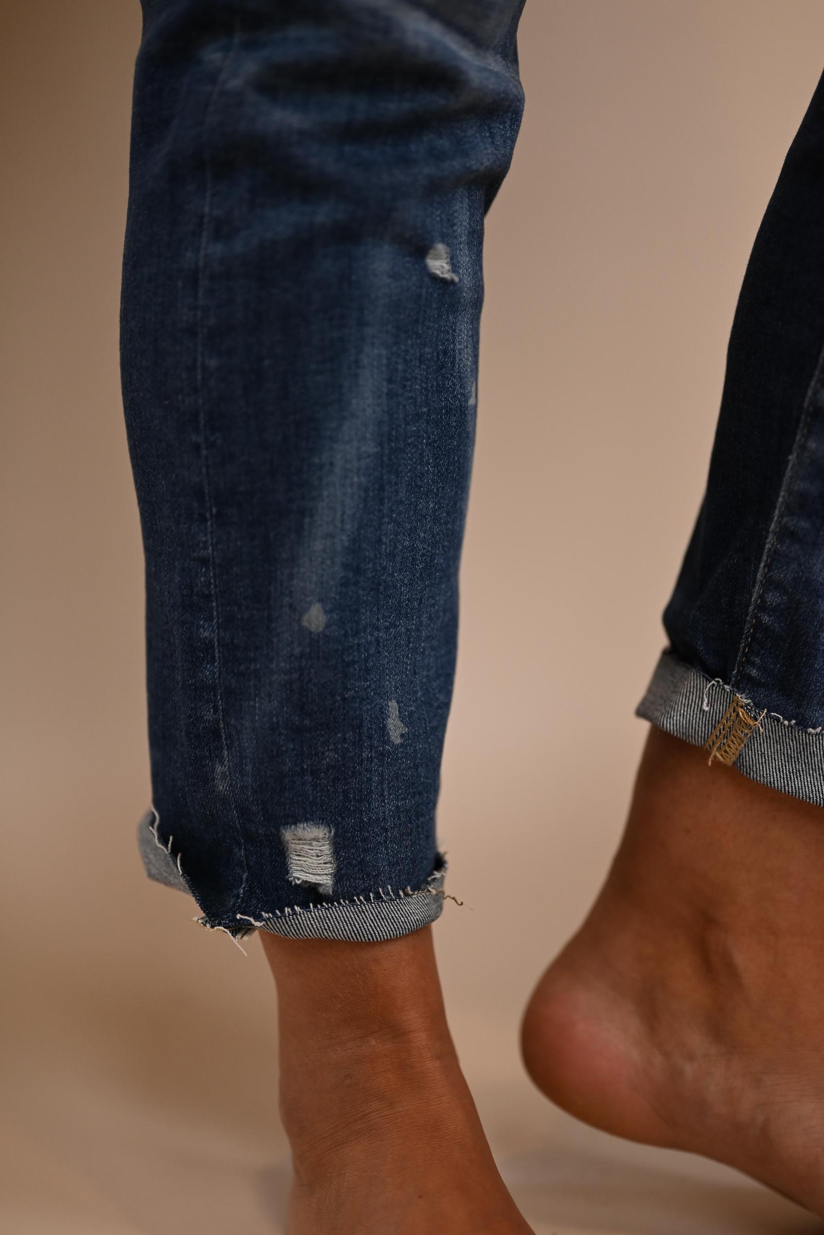 TRUE RELIGION Jeans New Boyfriend rosé