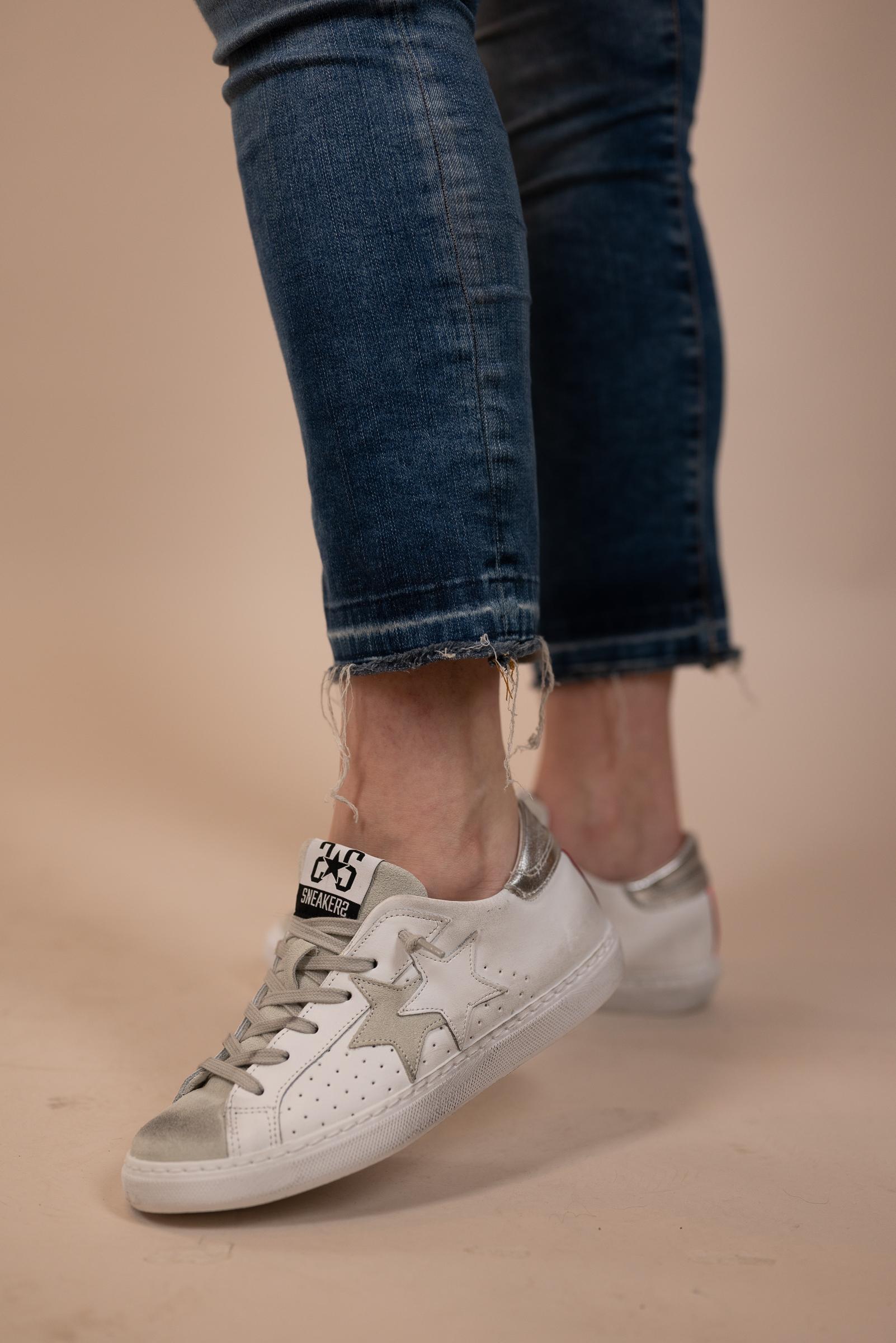 2STARS Sneaker weiß