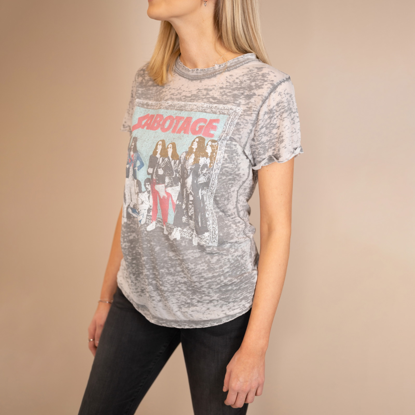 RECYCLED KARMA T-Shirt Sabotage