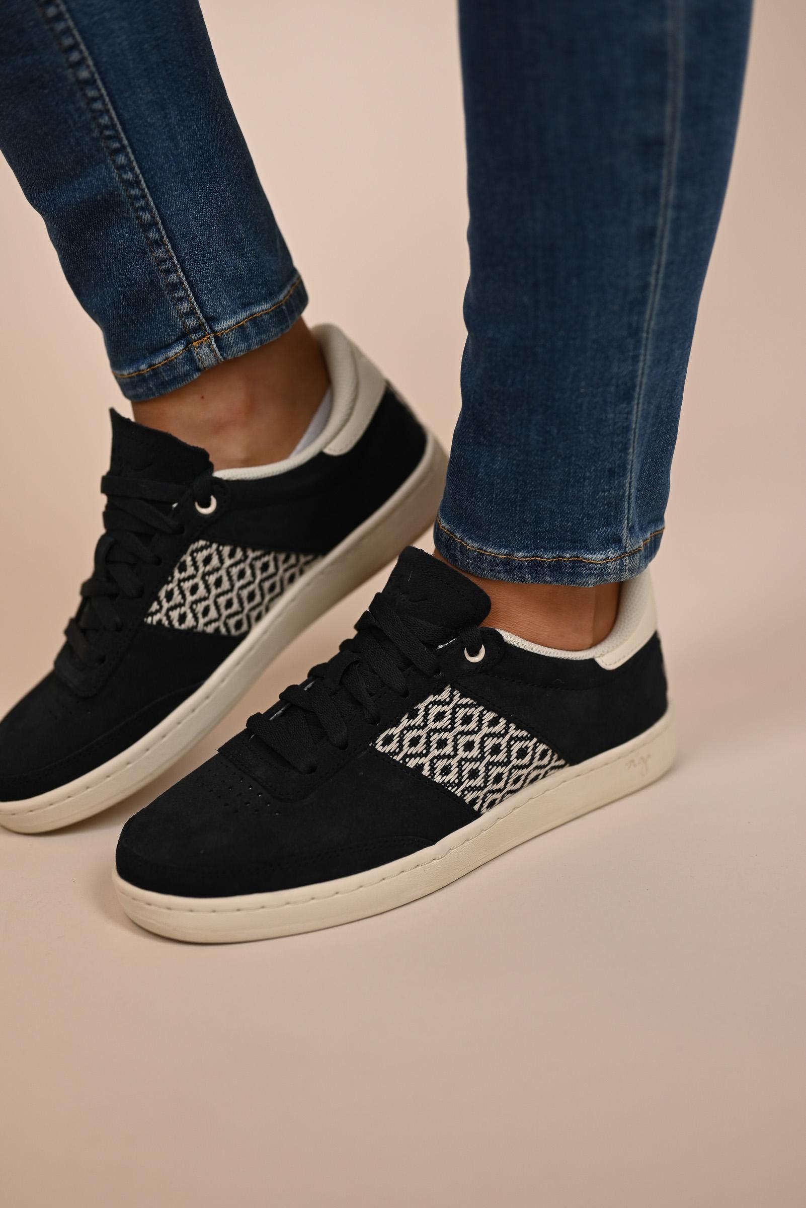 N'GO Sneaker DA DIA black